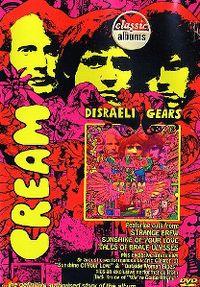 Cover Cream - Disraeli Gears [DVD]